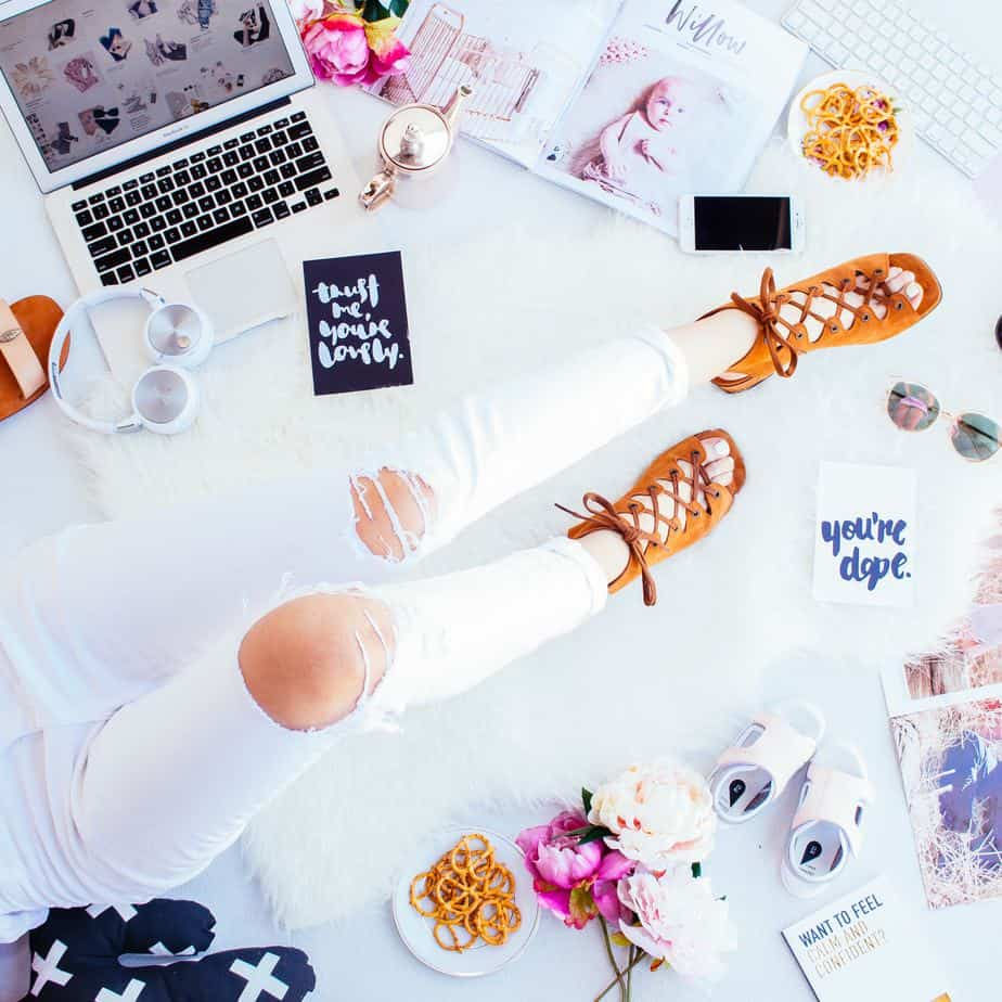 creating a vision board that works