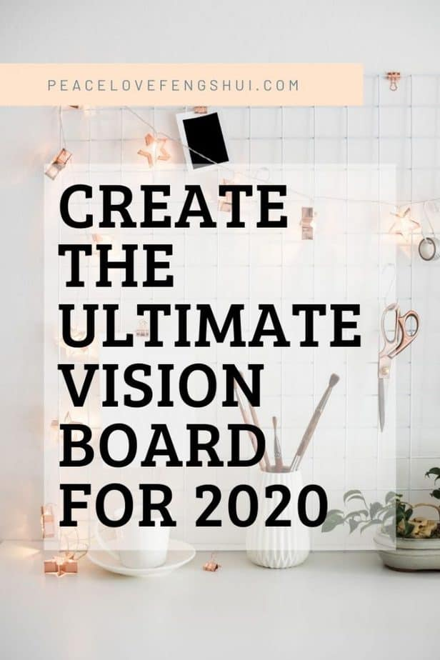 how to create the ultimate vision board