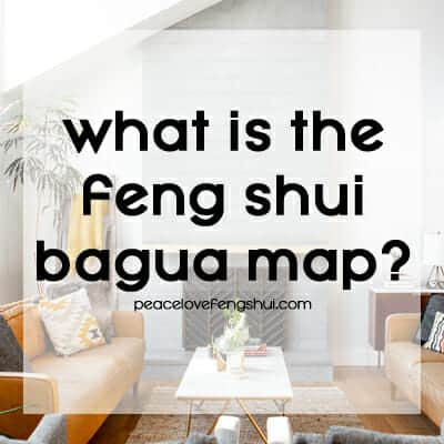what is the feng shui bagua map?