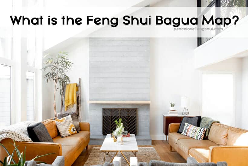 what is the feng shui bagua map