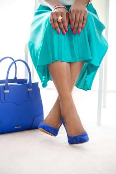 how do you feng shui your purse?