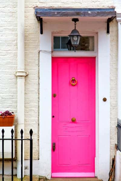 feng shui tips to help good luck find your front door