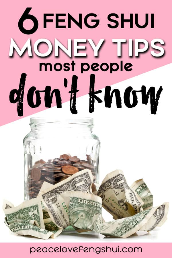 {even more} feng shui tips to attract money - peace.love