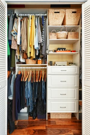 declutter with feng shui