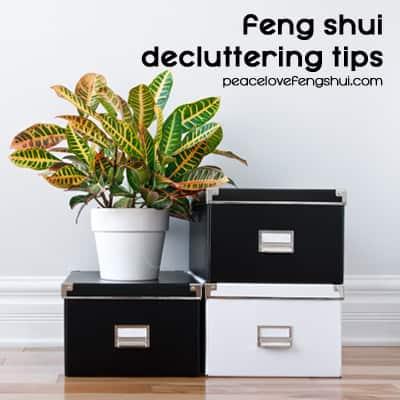 the best feng shui decluttering tips