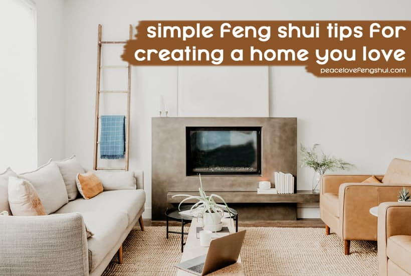 simple feng shui tips