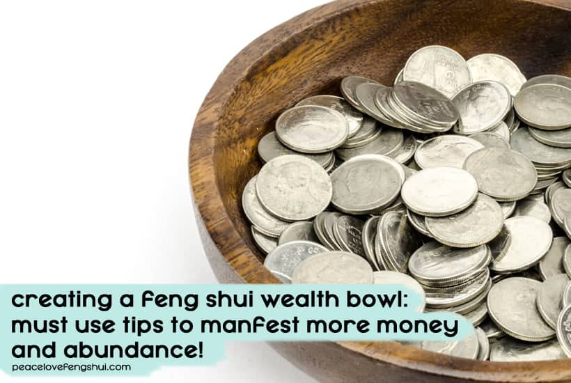 feng shui wealth bowl: how to create a money bowl for abundance
