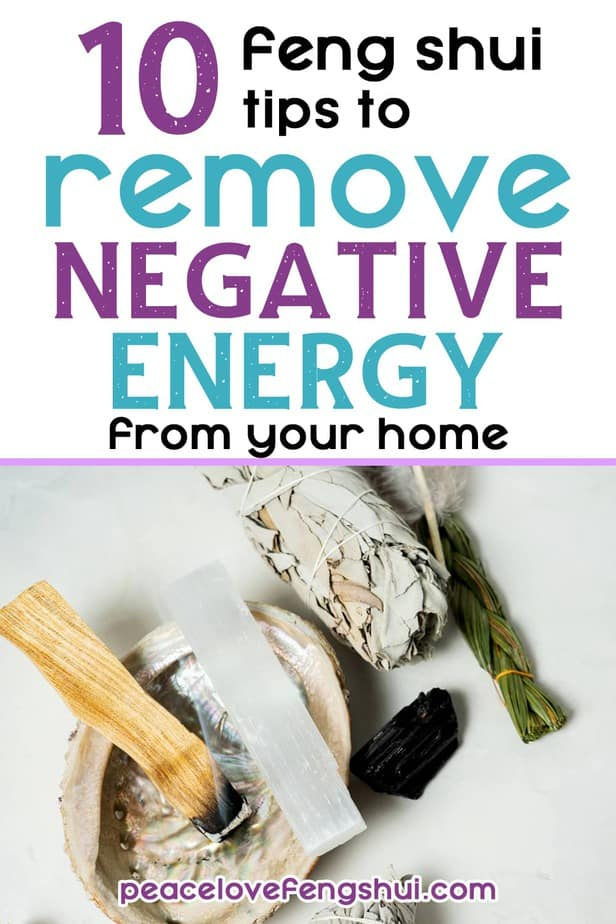 10 feng shui tips to remove negative energy