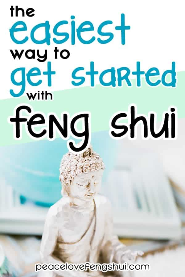 how to get started with feng shui when you know nothing about it