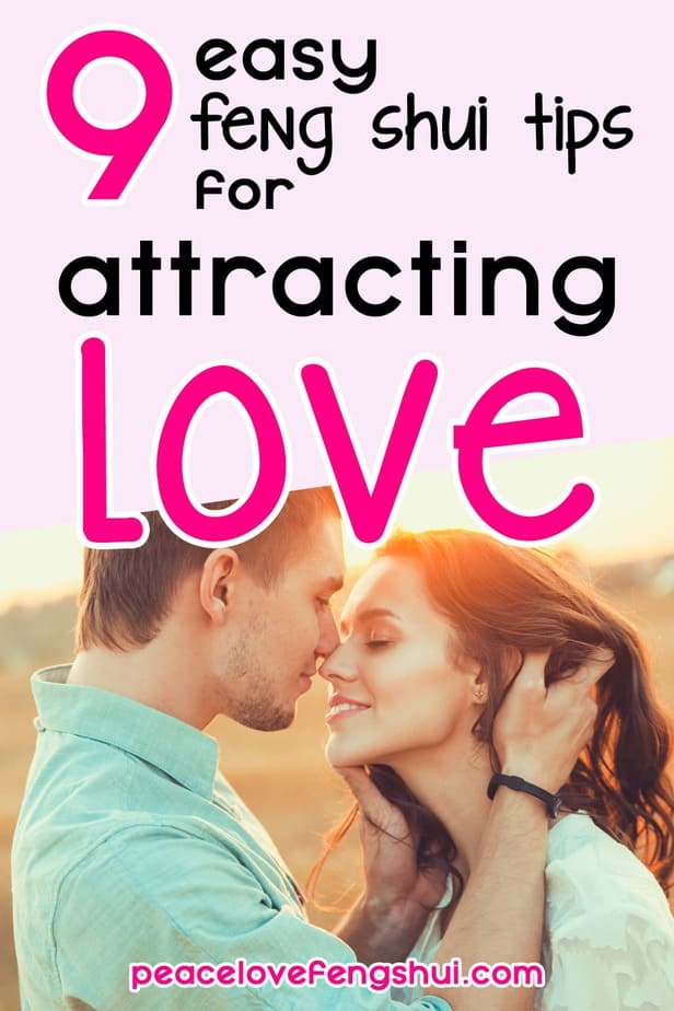 feng shui for attracting romance