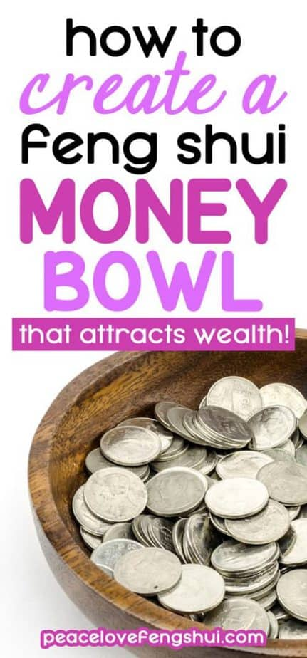 how to make a feng shui money bowl