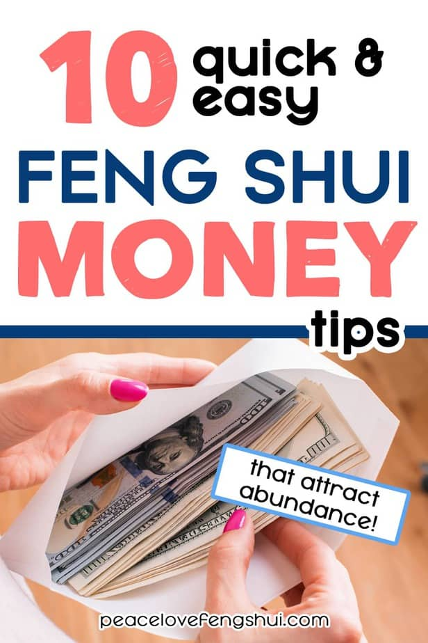 money wealth feng shui