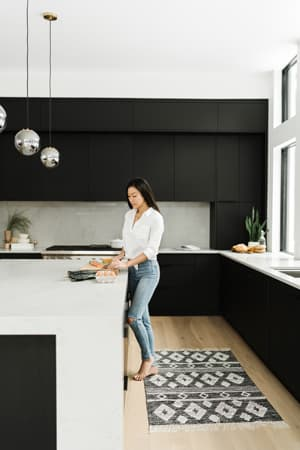 feng shui for kitchen