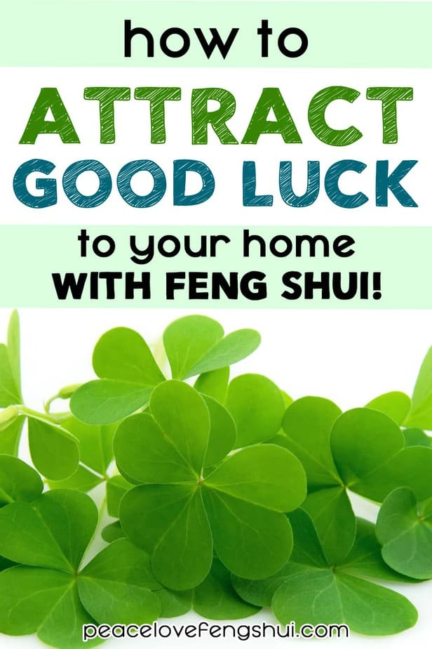 good fortune feng shui