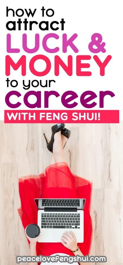 career money luck feng shui