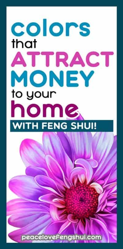 best feng shui wealth colors more money
