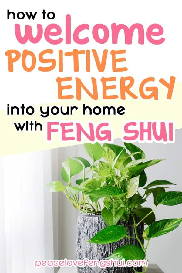 good energy feng shui