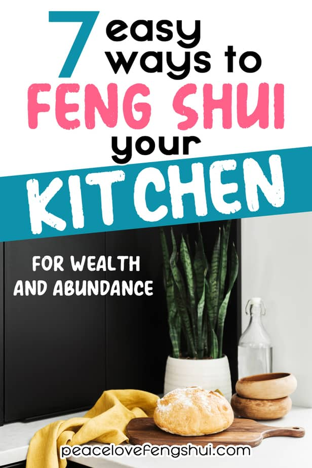kitchen wealth feng shui
