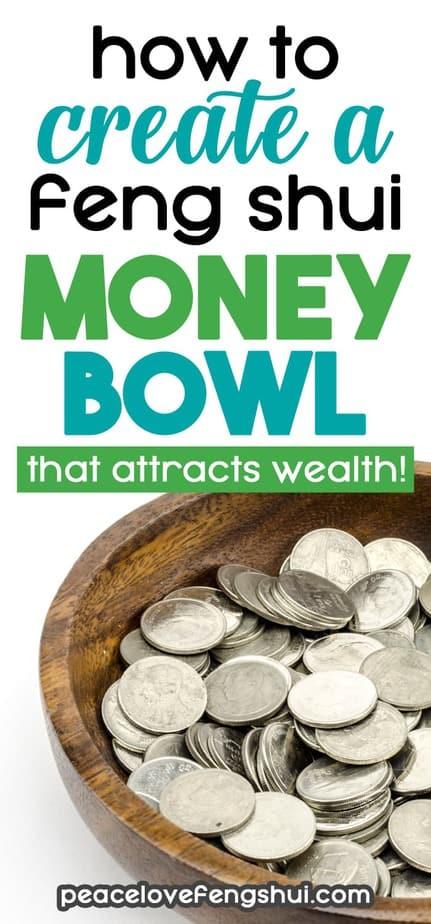 money bowl feng shui