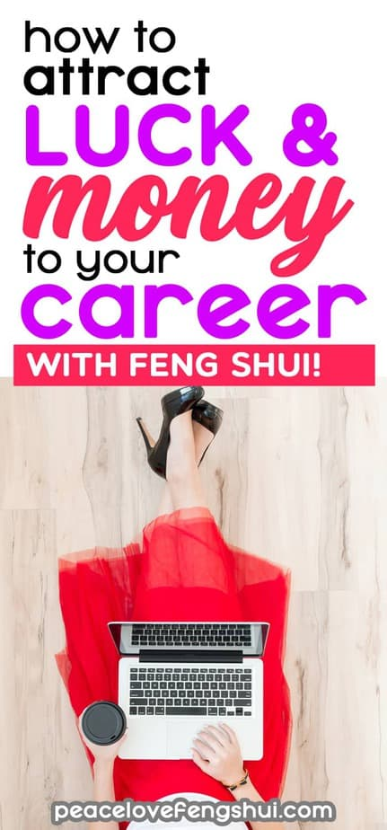 feng shui tips job luck