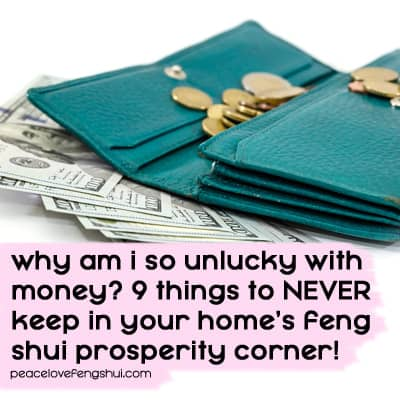 feng shui prosperity corner tips