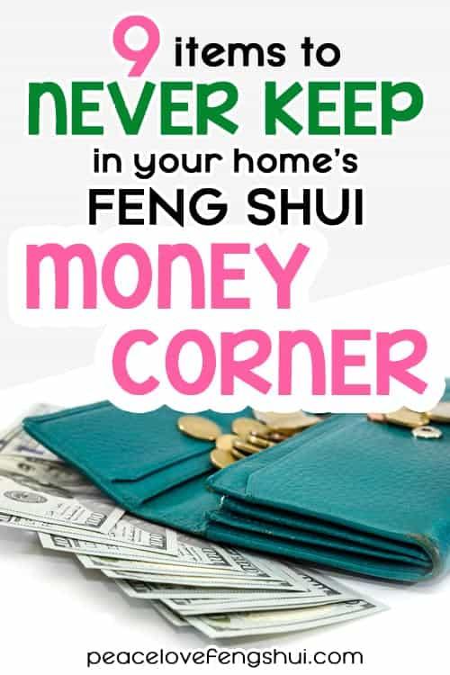 wealth corner feng shui