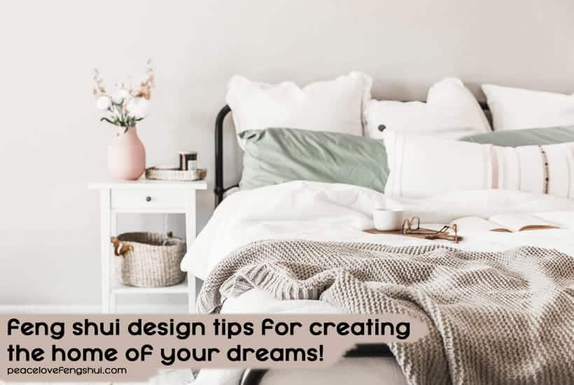 feng shui design tips