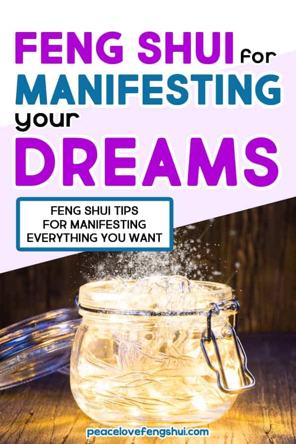 feng shui your dreams