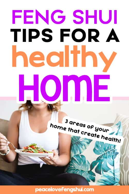 healthy home feng shui tips