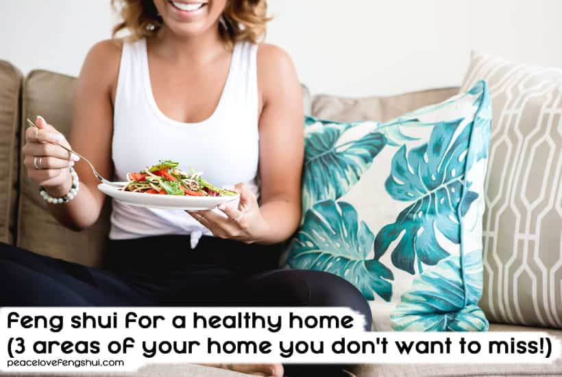 feng shui for a healthy home