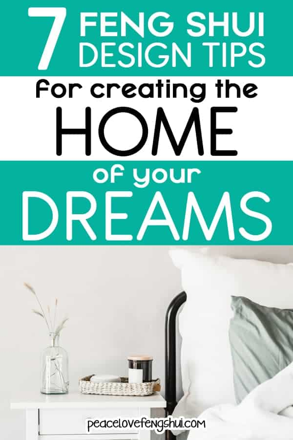 feng shui home design tips