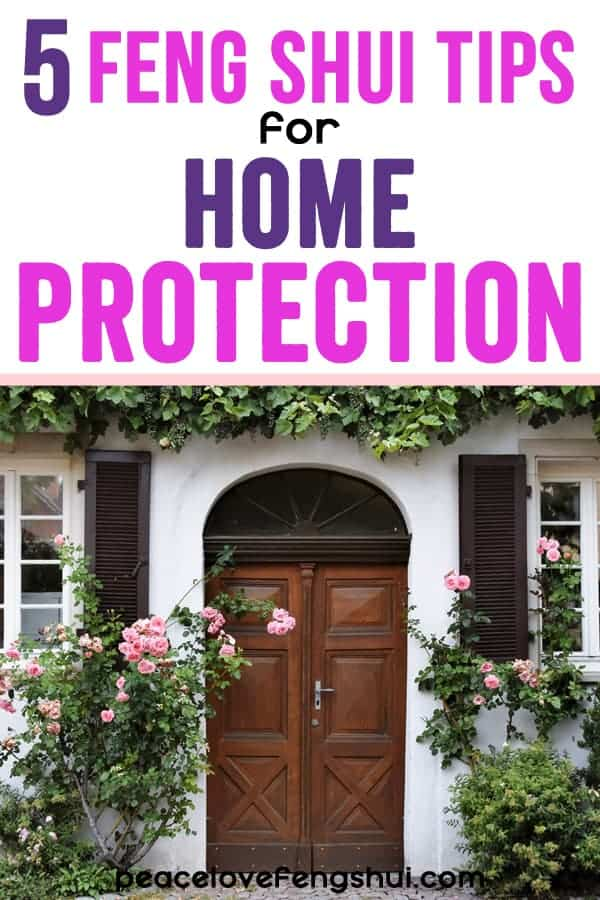 feng shui tips protection