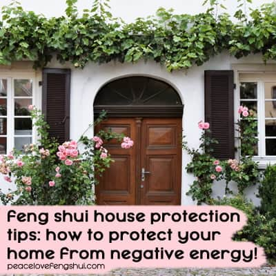 feng shui for home protection