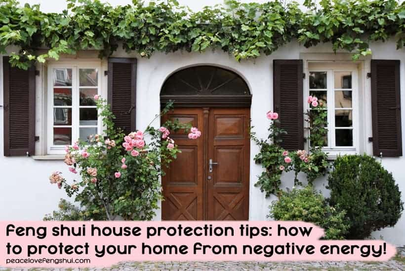 feng shui house protection