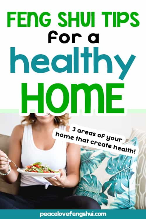 feng shui healthy home