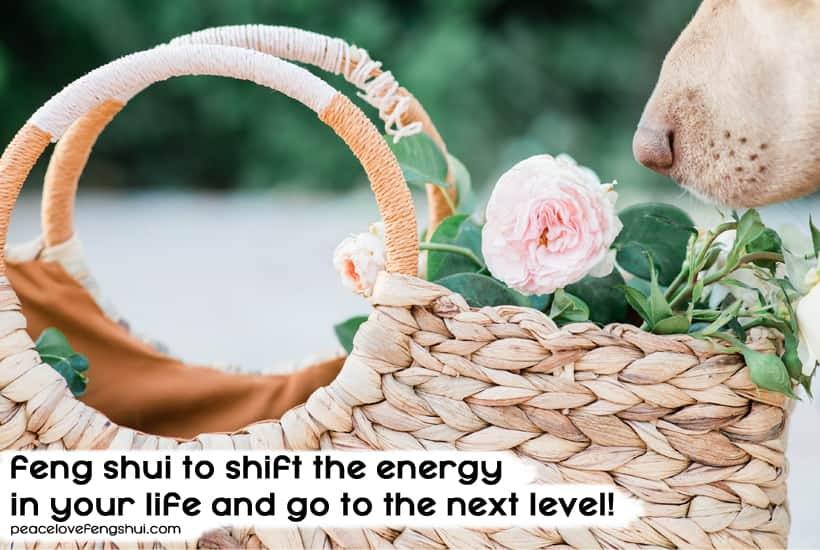 feng shui tips for shifting energy