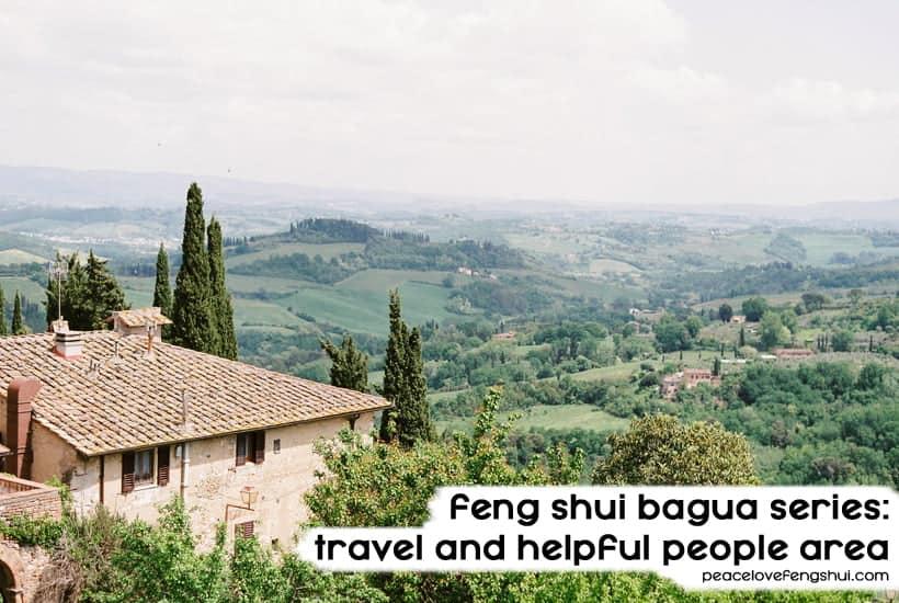 feng shui travel helpful people
