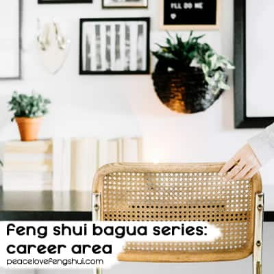 home career area feng shui