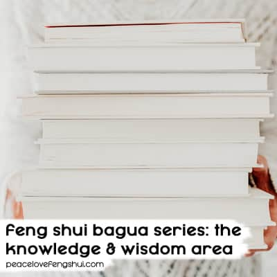 feng shui knowledge wisdom area
