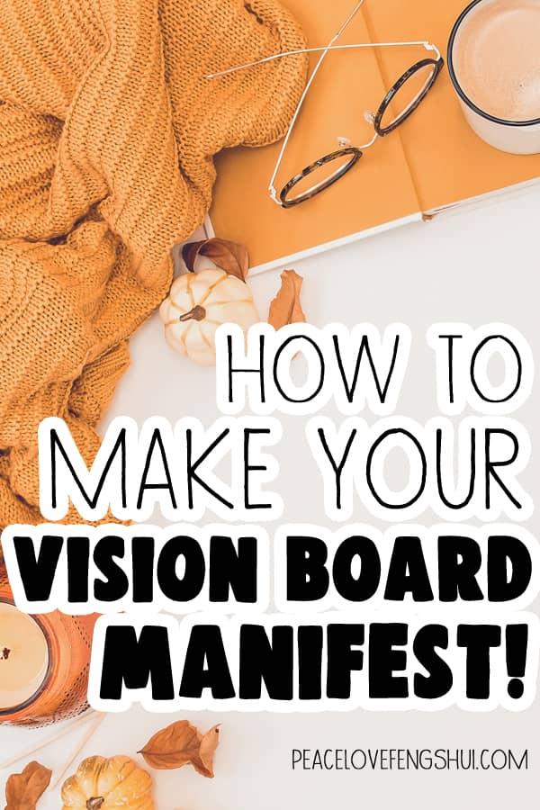 vision board come true