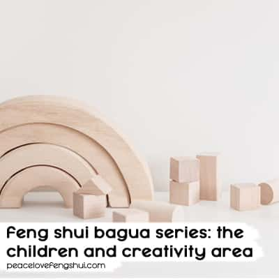 feng shui creativity area