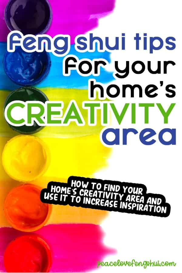 home feng shui creativity