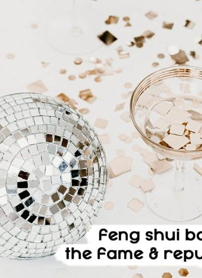 feng shui fame and reputation area