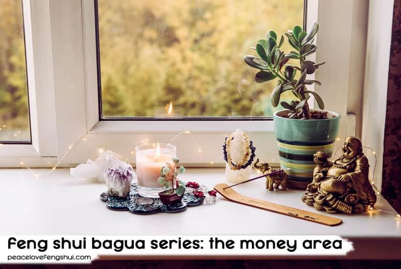 feng shui money area