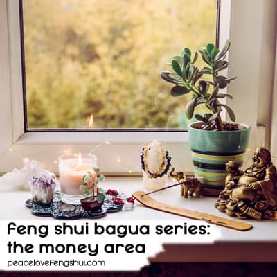 feng shui money area