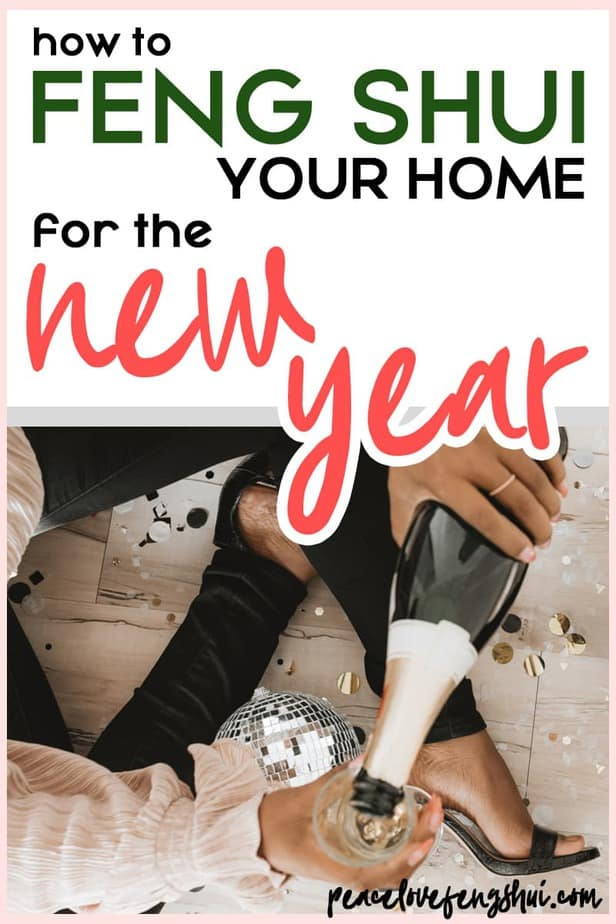 feng shui tips new year 2021