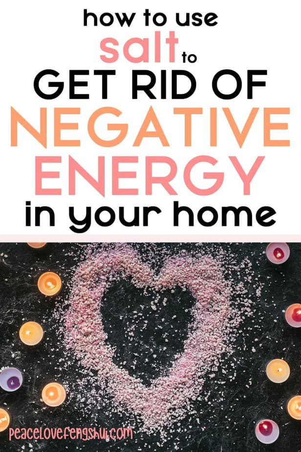 how to use salt for energy clearing