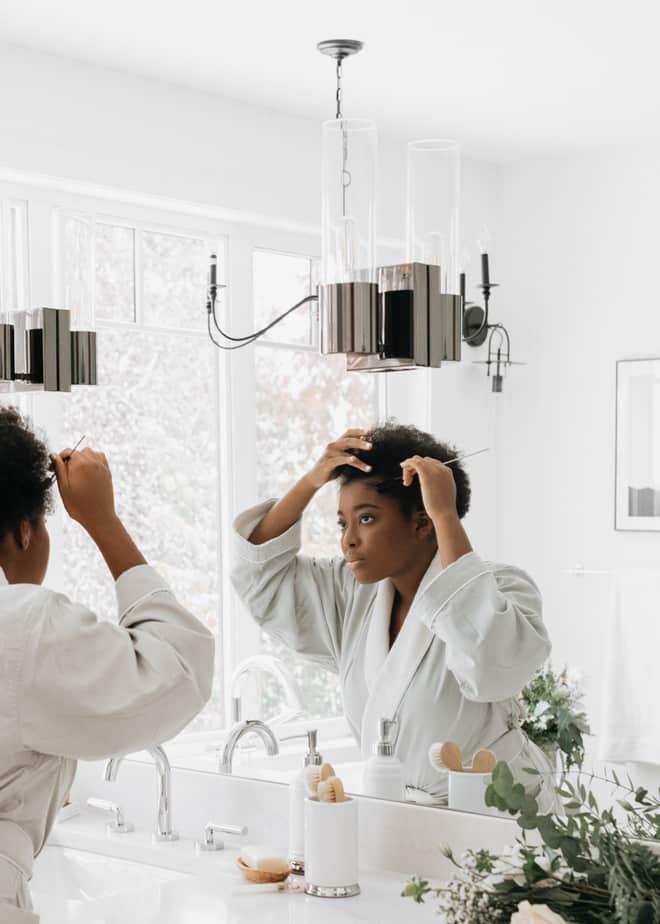 how to feng shui bathroom