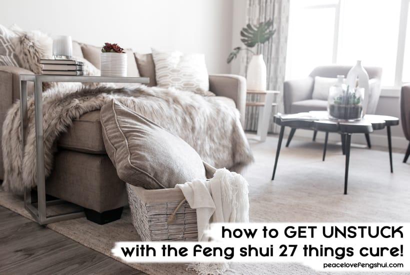 feng shui 27 things