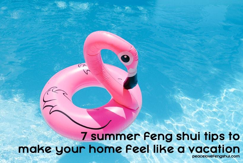 feng shui summer